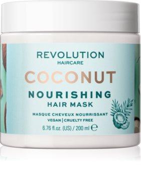 Revolution Haircare Hair Mask Coconut nährende Maske für das Haar