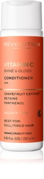 Revolution Haircare Skinification Vitamin C regenerační kondicionér pro hydrataci a lesk