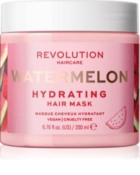Revolution Haircare Hair Mask Watermelon hydratační maska na vlasy