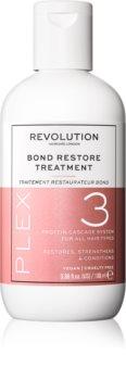 Revolution Haircare Plex No.3 Bond Restore Treatment intenzivní vlasová kúra pro suché a poškozené vlasy