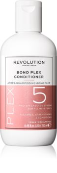 Revolution Haircare Plex No.5 Bond Maintenance balsam pentru restaurare adanca pentru păr uscat și deteriorat