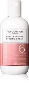 Revolution Haircare Plex No.6 Bond Smoother spülfreie regenerierende Pflege für beschädigtes Haar