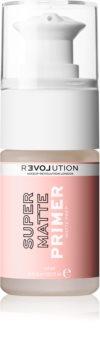 Revolution Relove Super Matte matující podkladová báze pod make-up