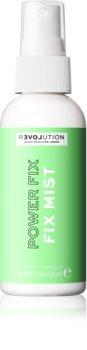 Revolution Relove Power Fix fixační sprej pro dlouhotrvající efekt