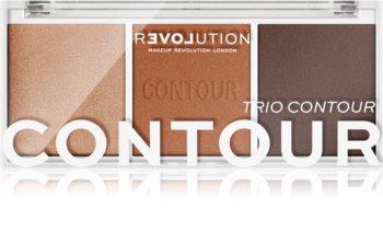 Revolution Relove Colour Play konturovací paletka