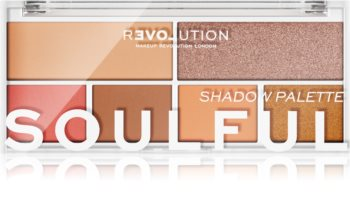 Revolution Relove Colour Play palette de fards à paupières
