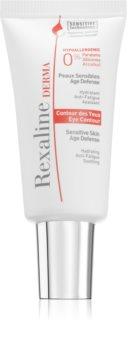 Rexaline Derma Eye Contour anti-age krema za područje oko očiju za osjetljivu i nadraženu kožu lica
