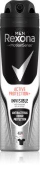 Rexona Active Protection+ Invisible antitraspirante spray per uomo