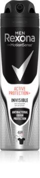 Rexona Active Protection+ Invisible антиперспирант-спрей за мъже