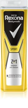 Rexona Sport Shower Gel And Shampoo 2 In 1