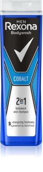Rexona Cobalt żel i szampon pod prysznic 2 w 1