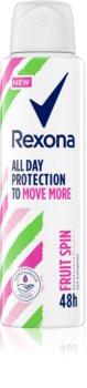 Rexona All Day Protection Fruit Spin Antiperspirant Spray