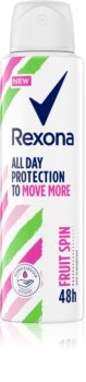 Rexona All Day Protection Fruit Spin antiperspirant ve spreji