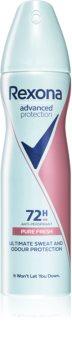 Rexona Advanced Protection Pure Fresh spray anti-transpirant 72h