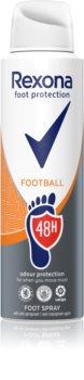 Rexona Football spray deodorante per i piedi