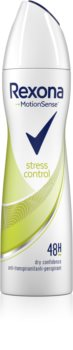 Rexona Dry & Fresh Stress Control antitranspirante en spray 48h