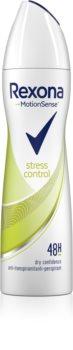 Rexona Dry & Fresh Stress Control antitraspirante spray 48 ore