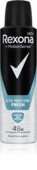Rexona Active Shield Fresh antitraspirante spray per uomo