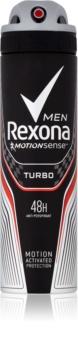 Rexona Adrenaline Turbo Antiperspirant Spray 48h