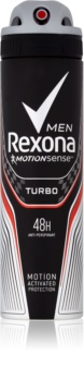 Rexona Adrenaline Turbo antitraspirante spray 48 ore