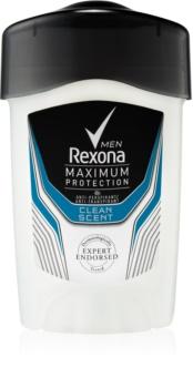 Rexona Maximum Protection Clean Scent antitranspirante en crema