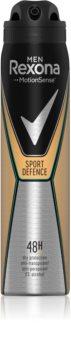 Rexona Adrenaline Sport Defence Antitranspirant-Spray 48 Std.