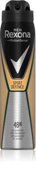 Rexona Adrenaline Sport Defence spray anti-transpirant 48h