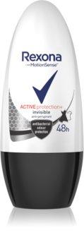 Rexona Active Protection+ Invisible antiperspirant roll-on bez alkoholu