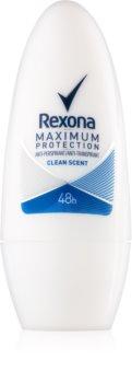 Rexona Maximum Protection Clean Scent antitraspirante roll-on 48 ore