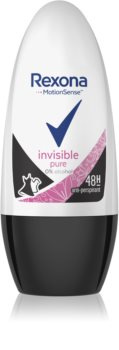 Rexona Invisible Pure Antitranspirant-Deoroller