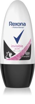 Rexona Invisible Pure roll-on antibacteriano