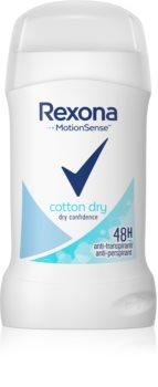 Rexona Cotton Dry antitranspirante sólido