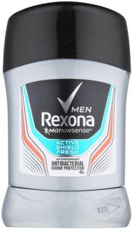 Rexona Active Shield Fresh tuhý antiperspirant pro muže
