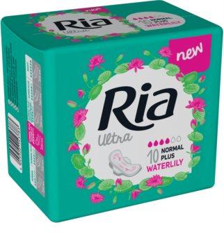 Ria Ultra Normal Plus Waterlily Binden