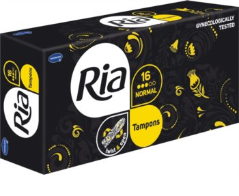 Ria Normal Tampons