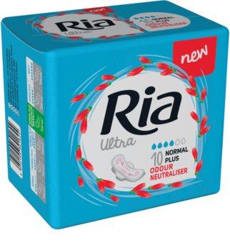 Ria Ultra Normal Plus Odour Neutraliser serviettes hygiéniques