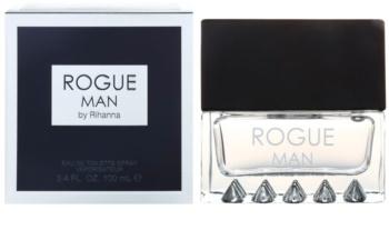 Rihanna Rogue Eau de Toilette for Men