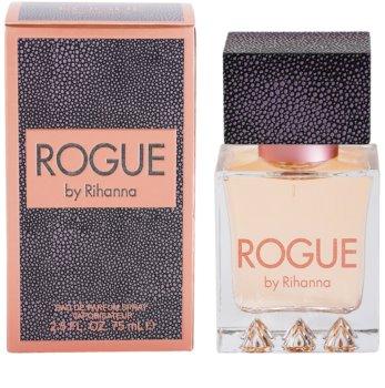 Rihanna Rogue Eau de Parfum για γυναίκες