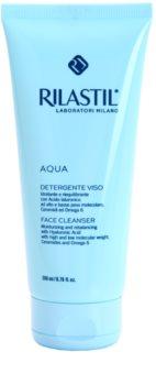 Rilastil Aqua почистваща емулсия за лице