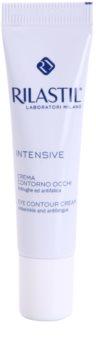 Rilastil Intensive crema para contorno de ojos antiarrugas, antibolsas y antiojeras