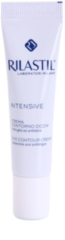 Rilastil Intensive Eye Cream to Treat Wrinkles, Swelling and Dark Circles