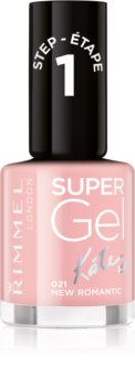 Rimmel Super Gel By Kate Nagellacksgel utan UV / LED tätning
