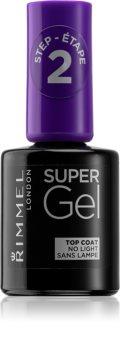 Rimmel Super Gel Step 2 vernis de protection brillance