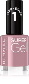 Rimmel Super Gel gelový lak na nehty bez užití UV/LED lampy