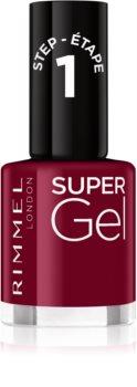 Rimmel Super Gel gel lak za nokte bez korištenja UV/LED lampe