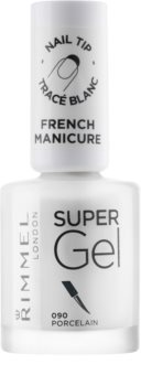 Rimmel Super Gel Step 1 French Manicure Polish