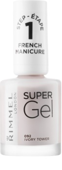 Rimmel Super Gel Step 1 Gel Nail Polish
