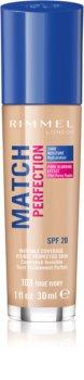Rimmel Match Perfection folyékony make-up SPF 20