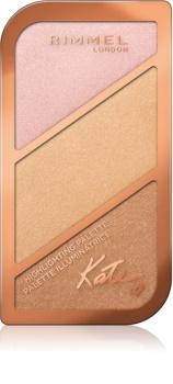 Rimmel Kate bőrvilágosító paletta