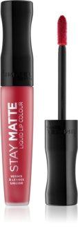 Rimmel Stay Matte rouge à lèvres liquide mat